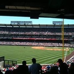 Los Angeles Dodgers vs. Anaheim Angels - 6.24.12