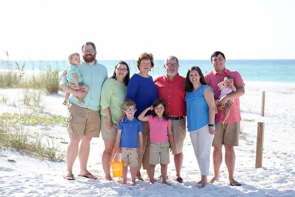 Martin Family 2019