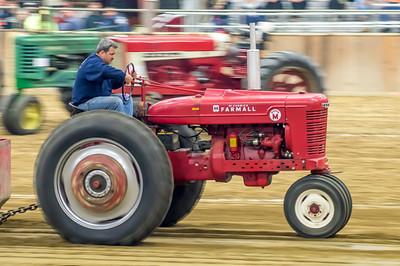 Topsfield Fair Tractor Pull 2014