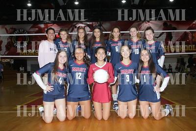 MAST | Volleyball | Varsity Girls | 10/6/17