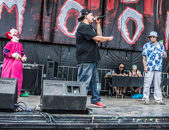 18th annual Gathering of the Juggalos day 3