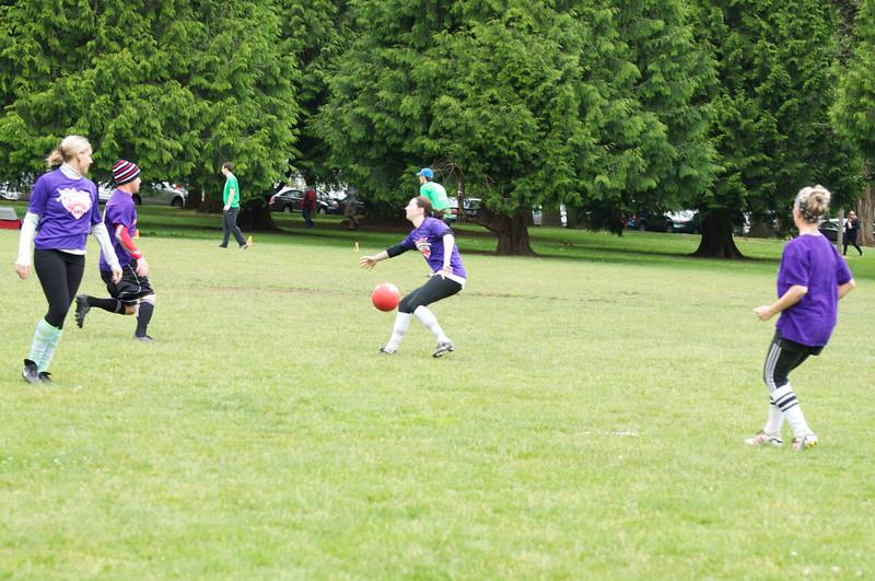 Recesstime Portland Kickball Dodgeball Bowling Ping Pong Mushball - 046
