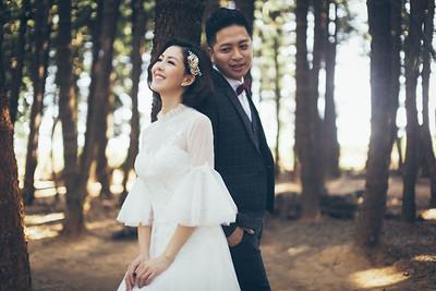 Pre-wedding   Derek + Doris