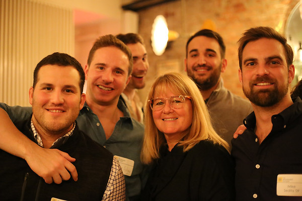 Alumni Cocktails & Networking Social - November 19, 2019