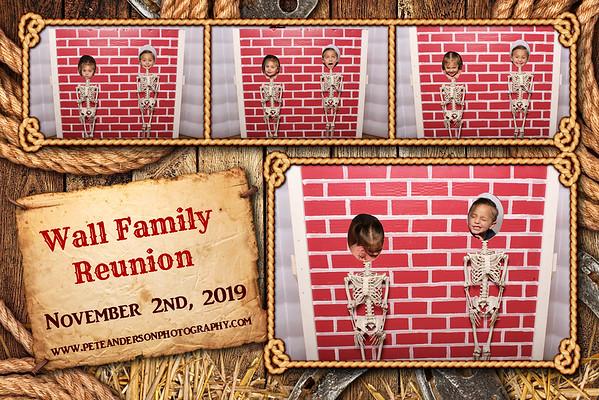 2019 Wall Family Reunion