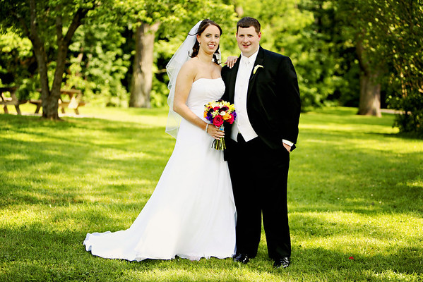 Jennifer & Eric Wedding