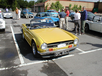 ACE Tour and Yate American Car Show 2004