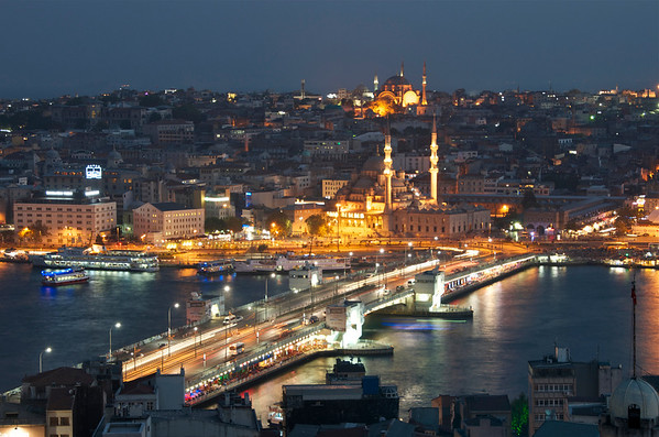ISTANBUL, THE GATE OF ASIA
