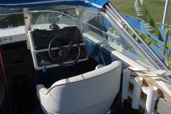 My Old long gone Boat