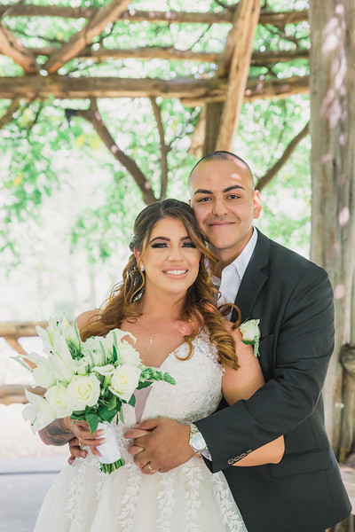 Robert & Laura - Central Park Wedding