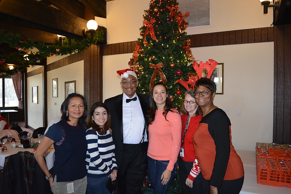 Census Field Directorate's 2016 Holiday Party
