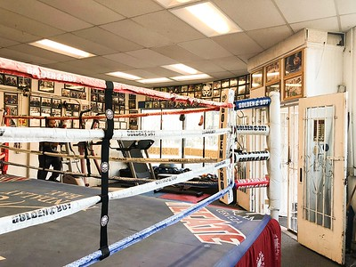 BOXING GYM - RP