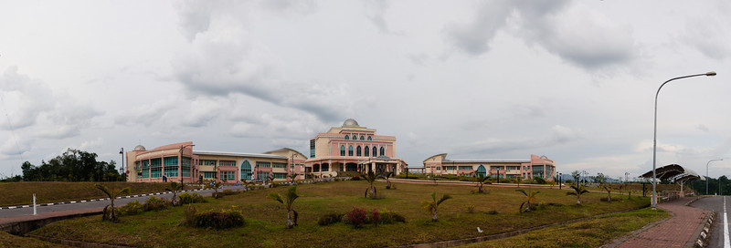 Kompleks Kerajaan Negeri, Betong Panorama