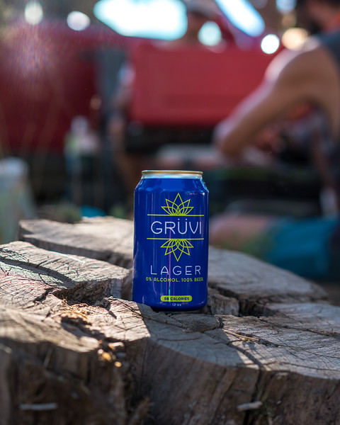 Lifestyle Product Photography | Get Gruvi Camping (Ice Lakes Basin car camping)