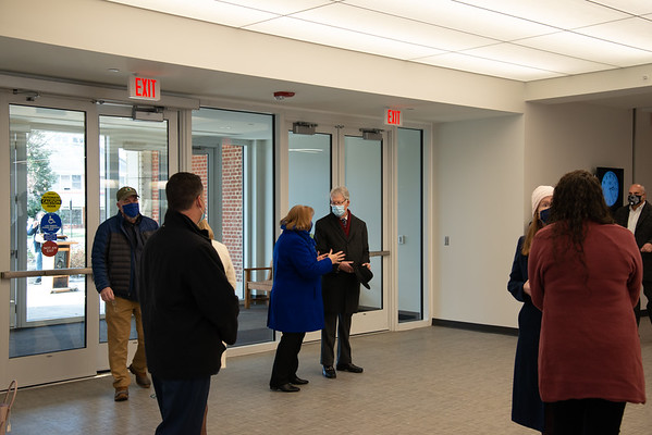 2021 Library and Learning Commons Ribbon Cutting