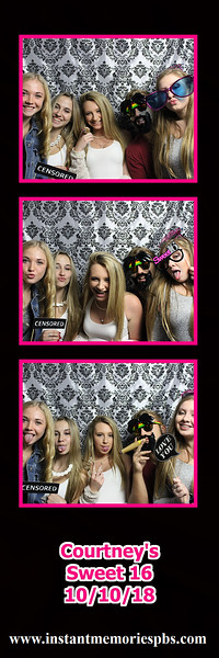 Courtney's Sweet Sixteen