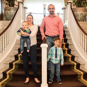 Sara & Fadi's Family Portraits