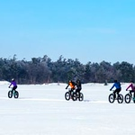 The Franklin Expedition Fatbike/Camping