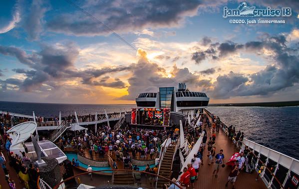 Jam Cruise 18 - 01/10/20 - Day 4