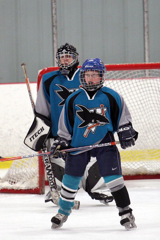 Champs Sharks vs Devils Fri 3/31