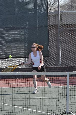 Tennis - Jordan Drotzmann