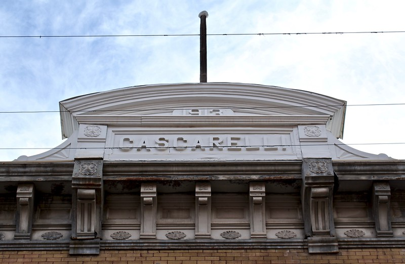 Cascarelli Building on Chase Creek Street (2019)