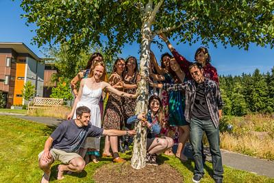 2014 Herbal Sciences Graduation - Bastyr University