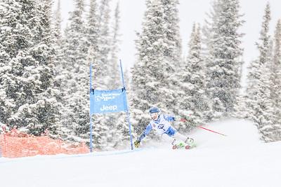 Sat - Giant Slalom Boys