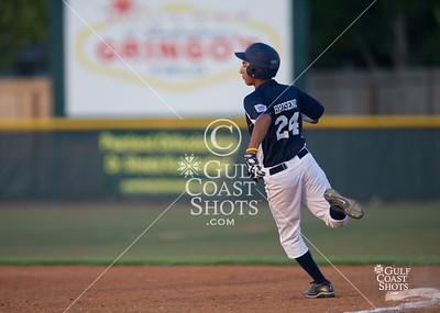2011-07-16 Baseball Little League Senior Sectionals West U v Parkland @ Pearland Game 3