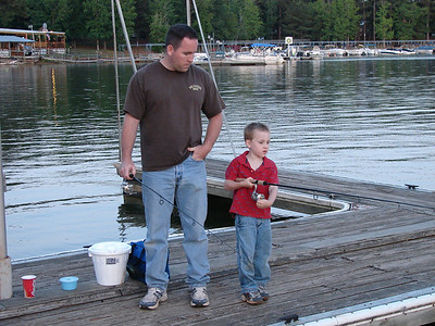 casey tommy fishing