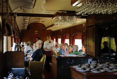 California: Napa Valley Wine Train, 2011