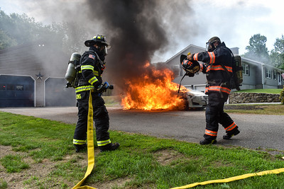 Auto Fire - Mount Elam Rd, Fitchburg, Ma - 6/26/20