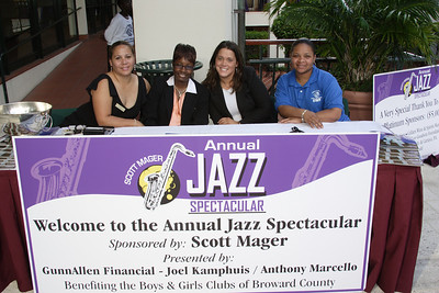 8th Annual Jazz Spectacular for Boys and Girls Clubs of Broward County
