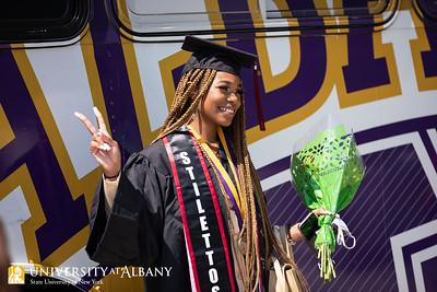 The 2021 Great Dane Graduation Experience