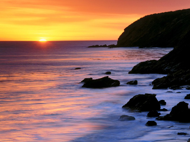 Pacific Sunset, Gaviota State Park, California.jpg