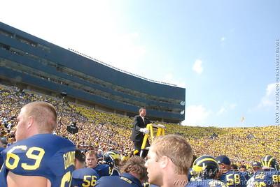 Western Michigan Game Photos 2011
