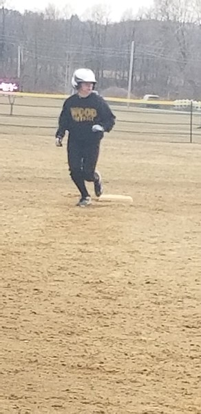 Grace M.W.softball2019