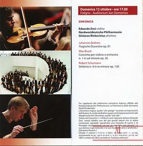 2014_10_12 Nordwestdeutsche Philharmonie