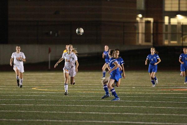 NNHS Girls vs. Brookline