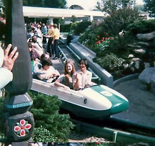 Disneyland 1977 Spring