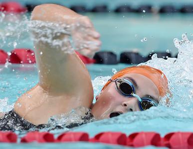 Mauldin, Hillcrest, Woodmont Swim Meet