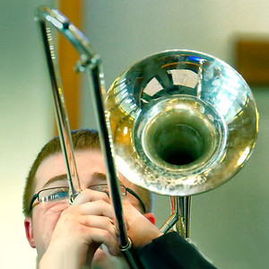 Jeffrey Parker Graduation Recital Big Band, 5/6/19