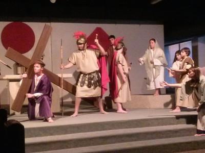 2014 Apr Way of the Cross