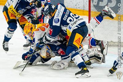 EV Zug - ZSC Lions