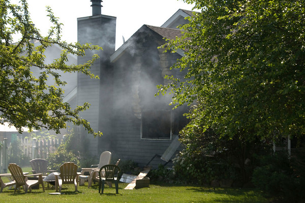 Crystal Lake - July 16, 2009 - Residential Fire