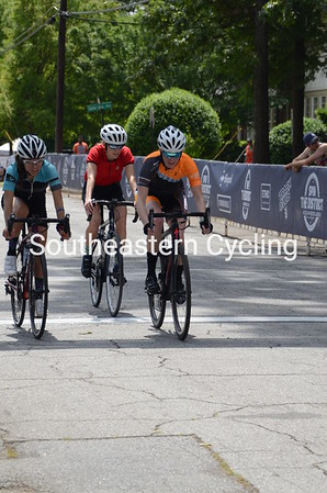2019 Spin The District Hapeville Crit Cat. 4/5 Women