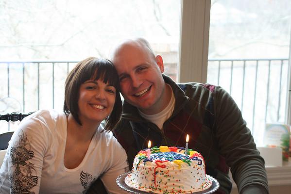 Josh & Christi - Feb 10