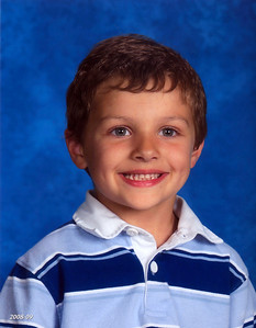 2008 Oct - Kids' School Pictures