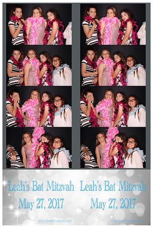Leah's Bat Mitzvah