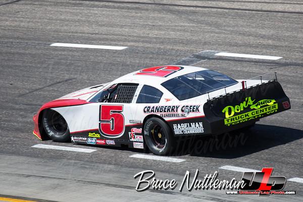 Dells Raceway Park Practice, April 18th, 2015